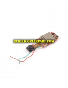 101-G-23-2.4Ghz Receiver Board for Auldey SkyRover YW857101-G Dark Stealth Helicopter