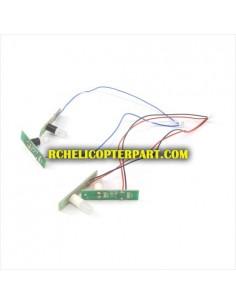 Koome K300-28 Batteries 800mAh 5PCS for Koome K300 Drone Quadcopter Parts
