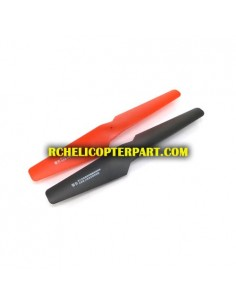 101-G-03 Tail Blade Parts for Sky Rover YW857101-G Dark Stealth Helicopter