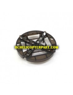 101-G-06 Lower Main Blade Grip Parts for Sky Rover YW857101-G Dark Stealth Helicopter