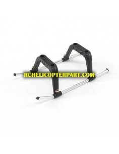 103-10 Landing Gear for Sky Rover YW857103 Dark Stealth Helicopters Parts