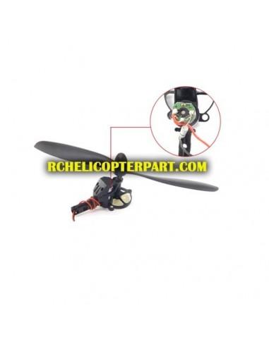Xinxun X62W-03 Motor Unit A- Xinxun X62W Wifi Drone Quadcopter Parts