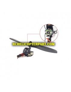 Xinxun X62W-04 Motor Unit B For Xinxun X62W Wifi Drone Quadcopter Parts