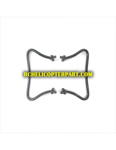 DFD F186 -04 Landing SKid for DFD F186 Drone Quadcopter Parts
