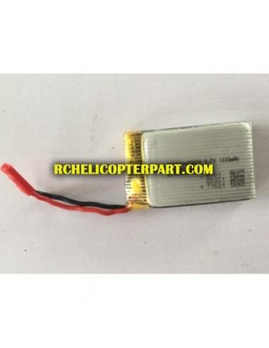 Da Ming DM006-02 Lipo Battery 3.7V 1000Mah DM006 Quadcopter Drone Parts