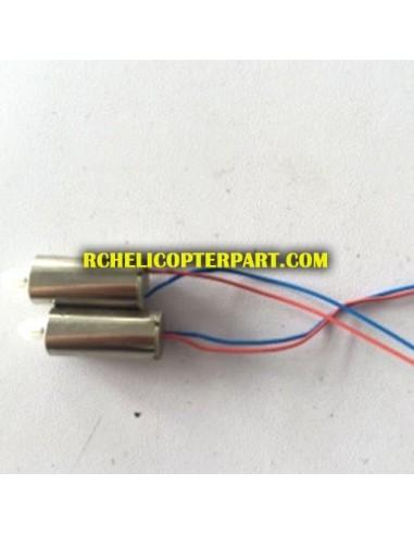 DM006-04 Clockwise Bursh Motor 2PCS for Daming DM006 Quadcopter Drone Parts