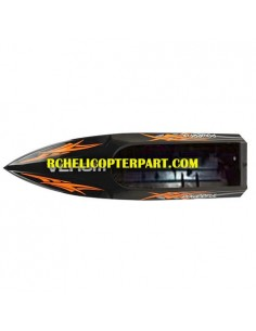 Udi UDI001-07-Black Hull for UDI001 RC Boat Parts