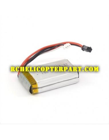 Huajun W609-8-04 Lipo Battery for  Huajun W609-8  RC Drone Parts