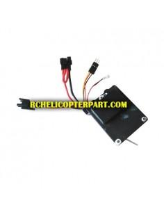 Udi UDI001-10 PCB for UDI001 RC Boat Parts