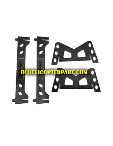 Udi UDI001-12 Main Frame for UDI001 RC Boat Parts