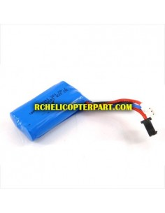 Huajun W608-7-04 Battery for Huajun W608-7 Quadcopter Parts