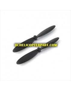 DFD F180-03 Clockwise Propeller (Black) for DFD F180 Quadcopter Parts