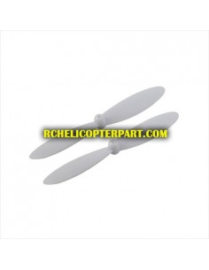 DFD F180-04 Anti-Clockwise Propeller (White) for DFD F180 Quadcopter Parts