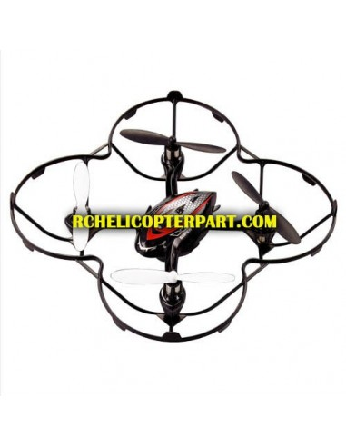 DFD F180-13-Red F180 Quadcopter Without Battery and Transmitter for F180 Quadcopter Parts