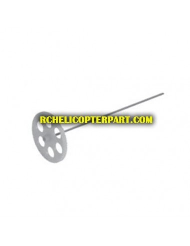 128-06 Lower Main Gear Parts for Sky Rover YW857128 Swift Helicopter