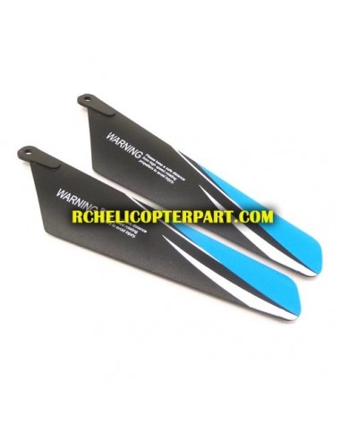 128-26 Main Blade B Parts for Sky Rover YW857128 Swift Helicopter