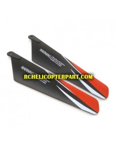124-25 Main Blade A for Sky Rover YW857124 Swift Helicopter
