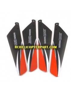 124-01 Main Blades for Sky Rover YW857124 Swift Helicopter