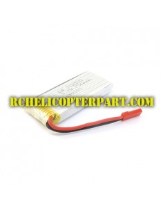 DFD F181-09 Lipo Battery for DFD F181 Quadcopter Parts