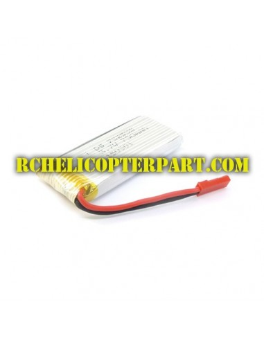 DFD F181-09 Lipo Battery for DFD F181 Quadcopter Parts
