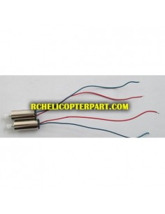 Attop YD829C-08-RED Main Motor for YD-829C Quadcopter Parts
